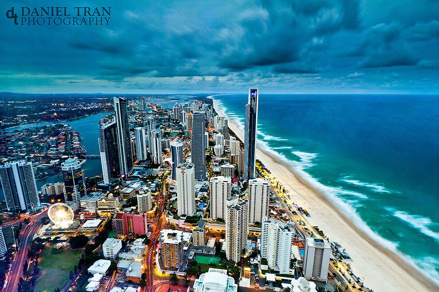 how to travel from brisbane to gold coast