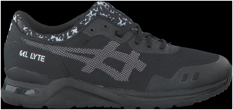 klassieke Zwarte Asics Sneakers GEL LYTE EVO