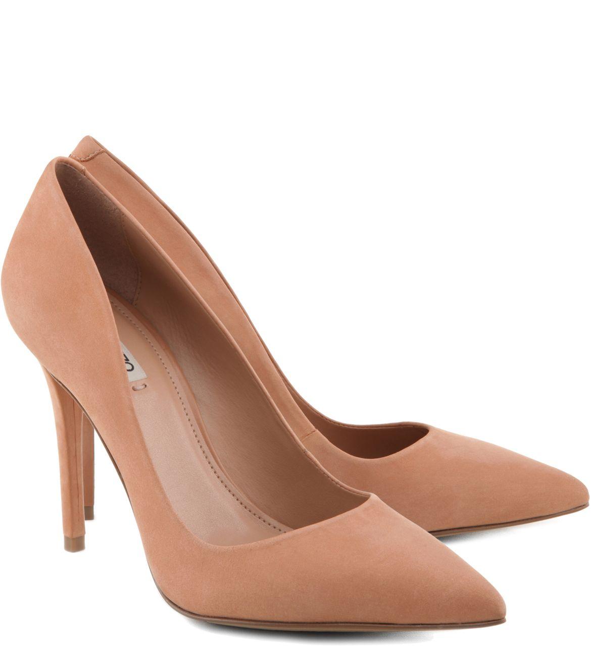 d3e47fc3a Scarpin Nobuck Blush | Arezzo Sapato Feminino Scarpin, Saltos Scarpin,  Sapatos De Casamento,