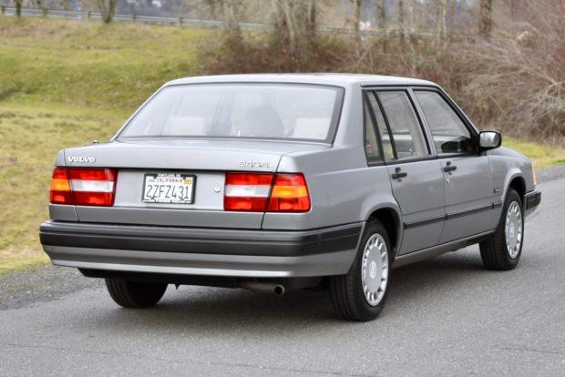 58k mile 1992 volvo 940 gl in 2020 volvo volvo cars classic cars online pinterest