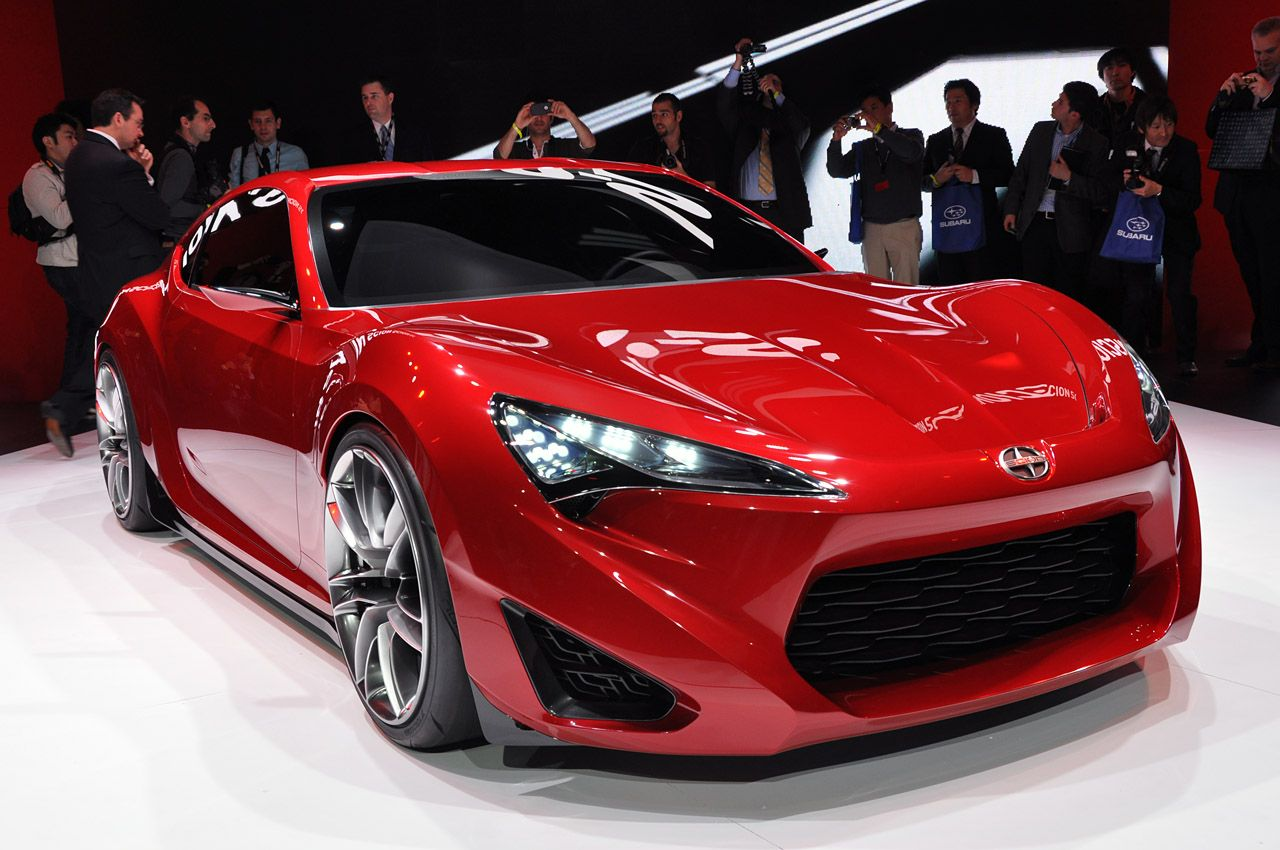 You Might Recall The Toyota Ft 86 Concept And Toyota Ft 86 Concept Ii By Looking At This Image While We Are Still Waiting Toyota Cars Concept Cars Sports Car