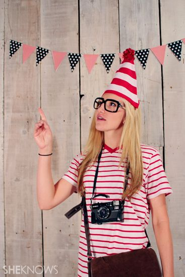 40 super easy costume ideas that\u0027ll have you rockin\u0027 Halloween DIY - super easy halloween costume ideas