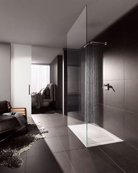 I'm a definite shower lover! Check out this gorgeous one!! #bathroomdesign  #homedesign #lifestyle #style #designporn #interiors #decorating #interiordesign #interiordecor #architecture #landscapedesign
