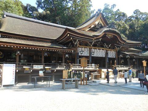 日本最古の神社の一つ、奈良の大神神社