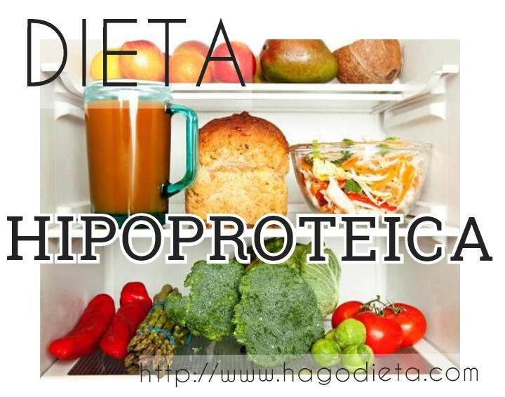 Que es un dieta hipoproteica