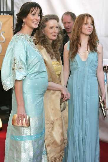 Female Cast Members From The Television Drama Series Six Feet Under