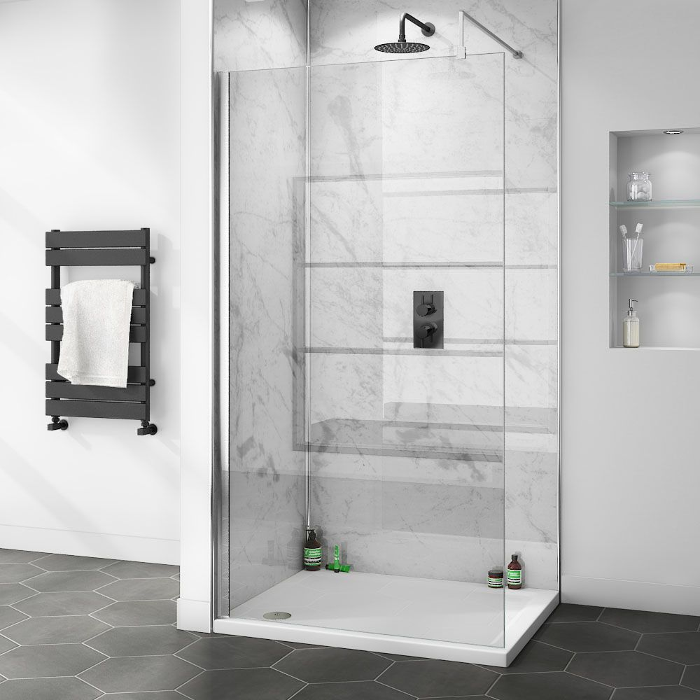 Pin By Jojo Simmonds On Bathroom Ideas Shower Wall Panels Pvc Shower Bathroom Wall Panels