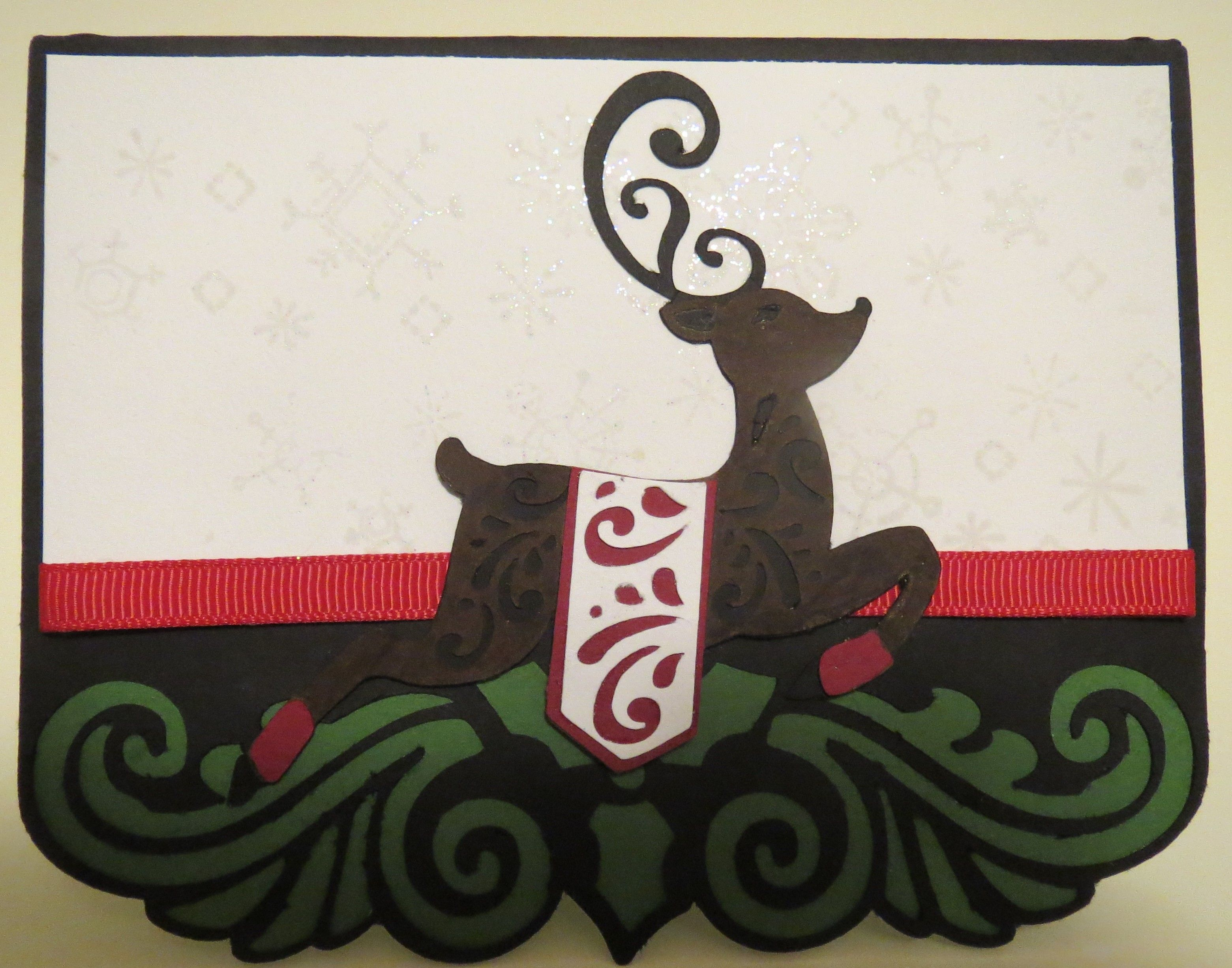 Cricut Cartridge A Quilted Christmas Christmas Cards To Make Cricut Christmas Cards Christmas Card Inspiration