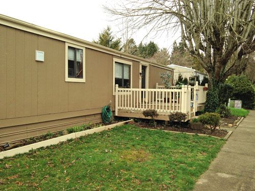 1985 Fleetwood Mobile / Manufactured Home in Wilsonville, OR ... on 1983 lincoln mobile home, 1983 redman mobile home, fleetwood 4 4bd 2bath manufactured home, 1983 windsor mobile home,