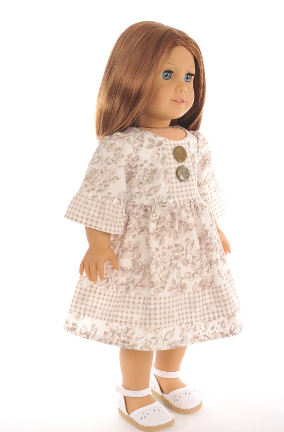 American Girl doll clothes 18 inch doll clothing party by PattiKuz