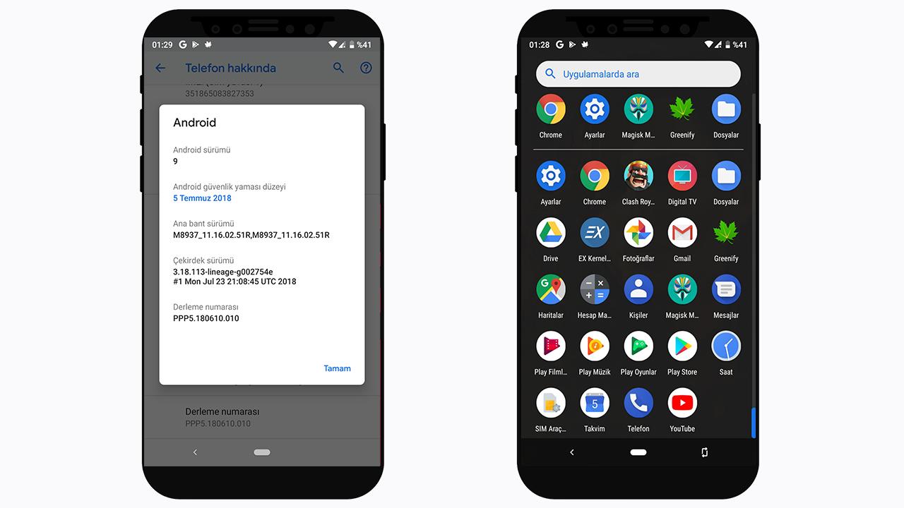 Como instalar o Android 9 0 Pie GSI no Moto G5 (cedric)   Android