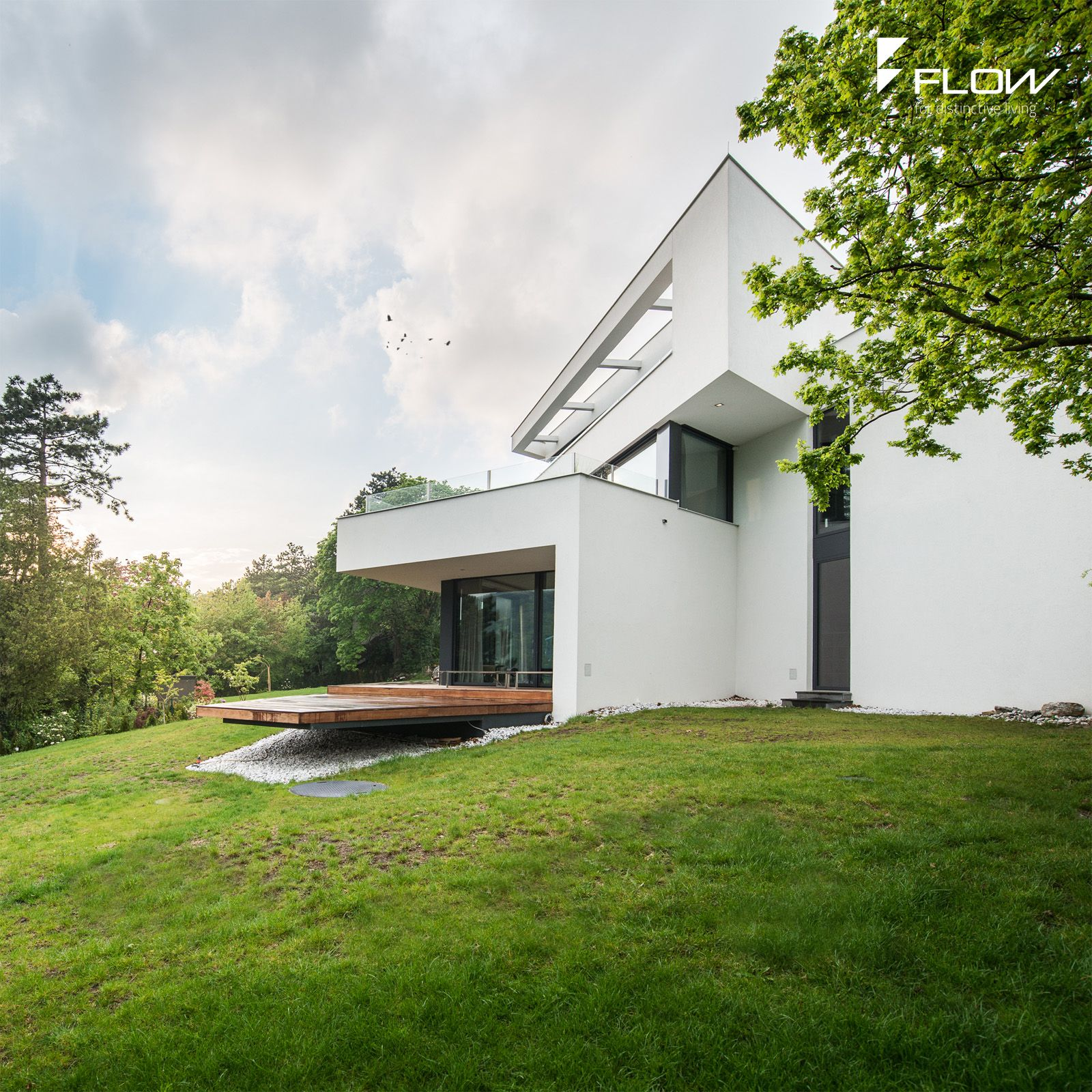 Uberlegen Avantgarde Luxushaus By Www.flow Architektur.de