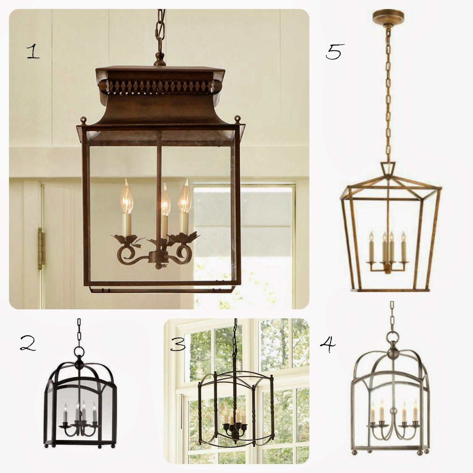 the happy house manifesto: lanterns in the dining room | products