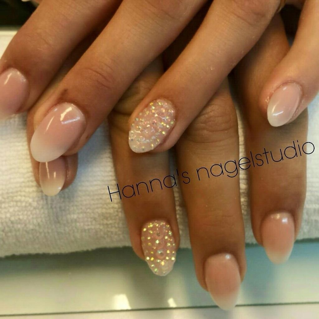 Babyboom acryl nagels by Hanna\'s nagelstudio - Nails✌ | Pinterest ...