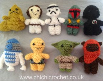 Star Wars Mini Figuren Star Wars Pinterest