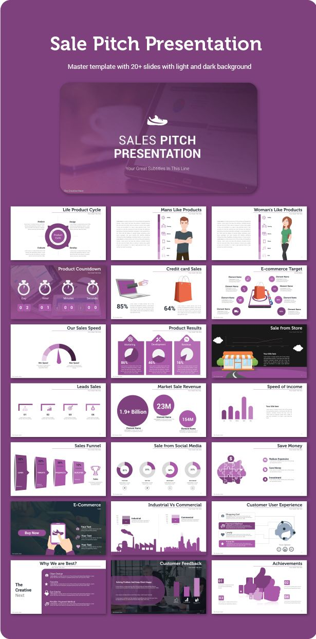 sales presentation powerpoint template sales pitch presentation