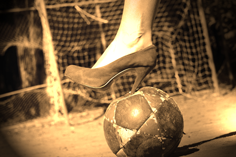 Futebol de salto alto