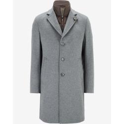 Mantel Morris in Grau melange Joop