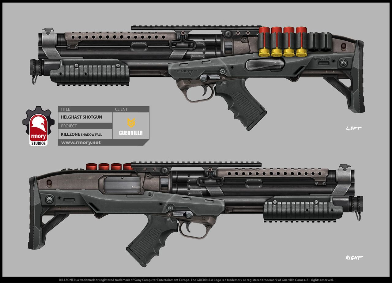 Yes, You Can Design Video Game Weapons For A Living ...