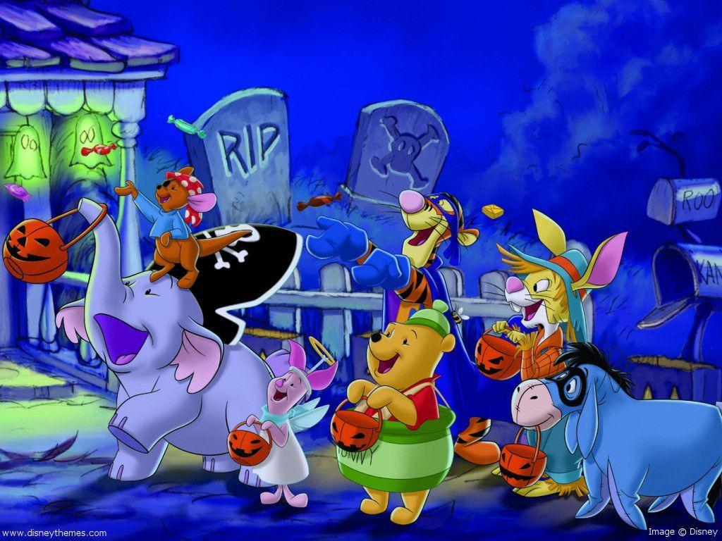 Wallpaper For Computer Disney Wallpapersafari Snoopy Halloween Halloween Kids Disney Halloween
