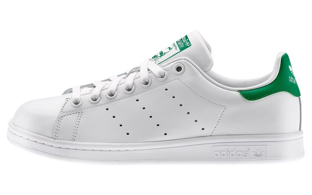 new products 131c0 fde65 Adidas Originals Stan Smith Casual Shoes Junior WhiteGreen M20605