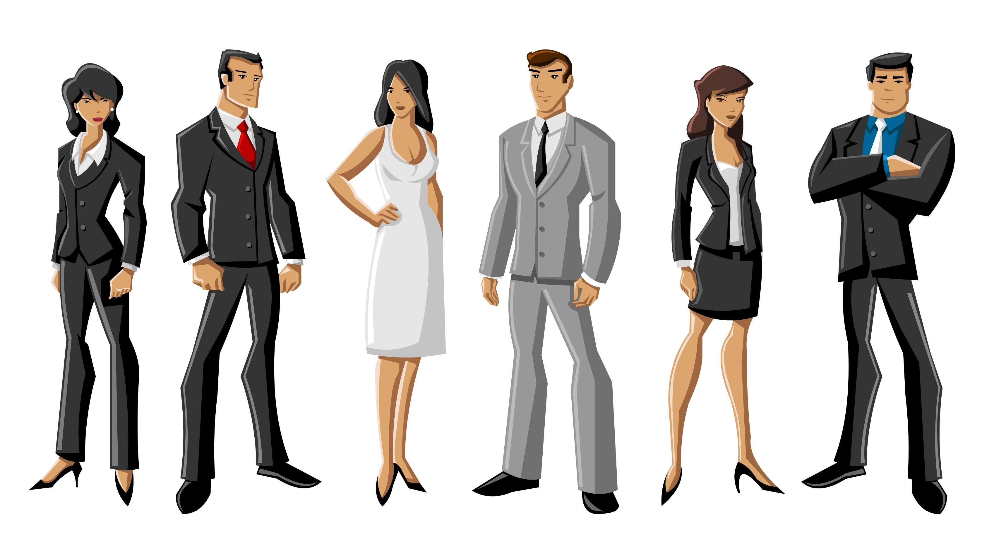 Business Team Business People Business Design People
