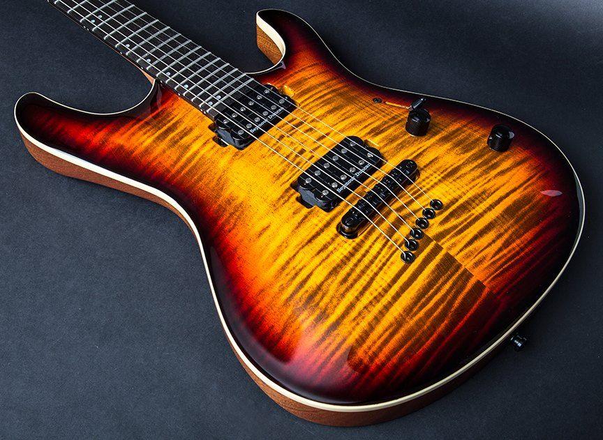 Mayones Guitars Setius GTM 6 | Guitar Obsession | Pinterest ...