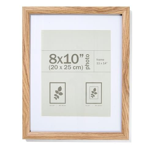Chelsea Ash Photo Frame 8in X 10in Ash Wood Frame Size 11 X 14 10 Kmart Frame Photo Frame Photo