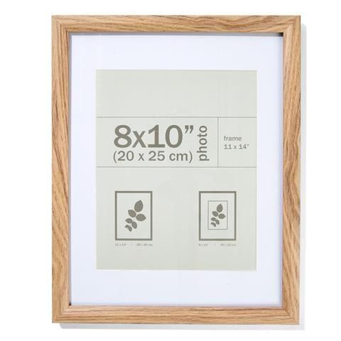 Chelsea Ash Photo Frame 8in X 10in Ash Wood Frame Size 11 X 14 10 Kmart Frame Photo Frame Photo