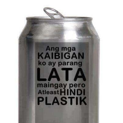 """plastik"" | Lol | Tagalog quotes hugot funny, Tagalog ..."