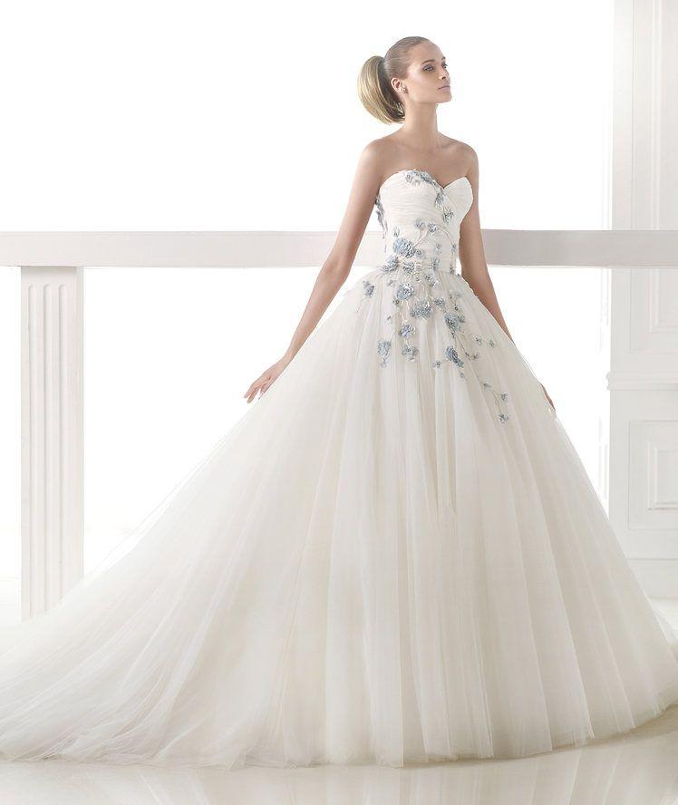 20 vestidos de novia por atelier pronovias 2015 – parte 2 - vestidos
