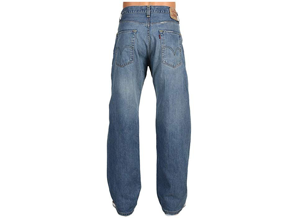 Mens 569 R Loose Straight Fit Rugged