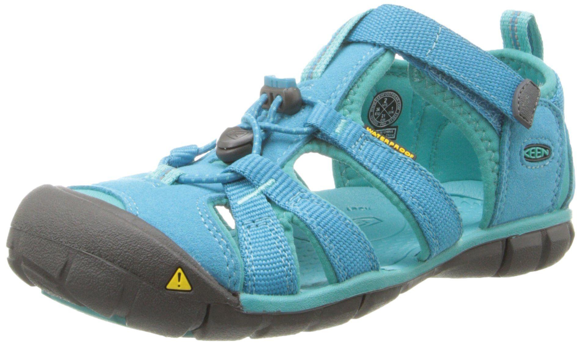 KEEN Unisex-Child Seacamp II CNX Sandals
