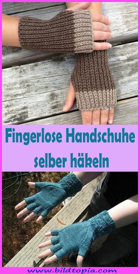 Photo of Stulpen häkeln – kostenlose & einfache Anleitung   – Häkeln – Anleitungen – #A…