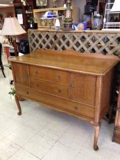 dallas craigslist buffet search $525 | Antique sideboard ...