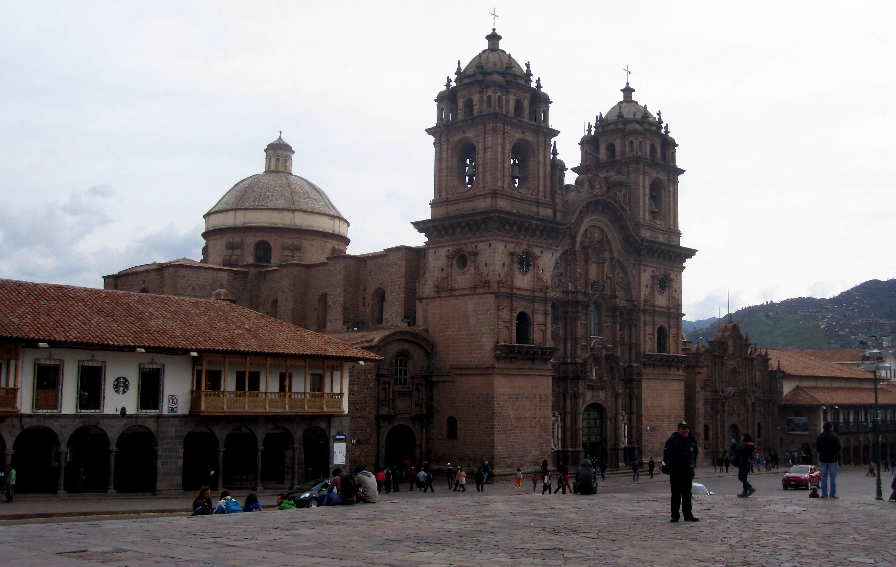 Cusco - Placa de Armas