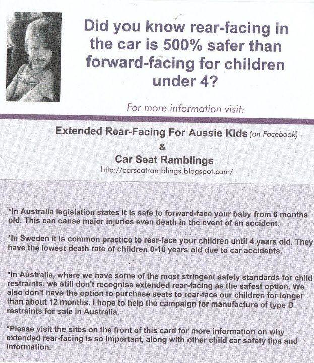 Car seat safety. | Car seat safety | Pinterest | Car seat safety ...