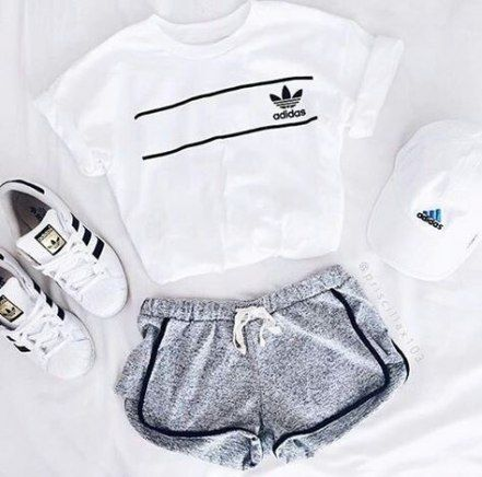 Fitness outfits adidas 69+ Ideas #fitness