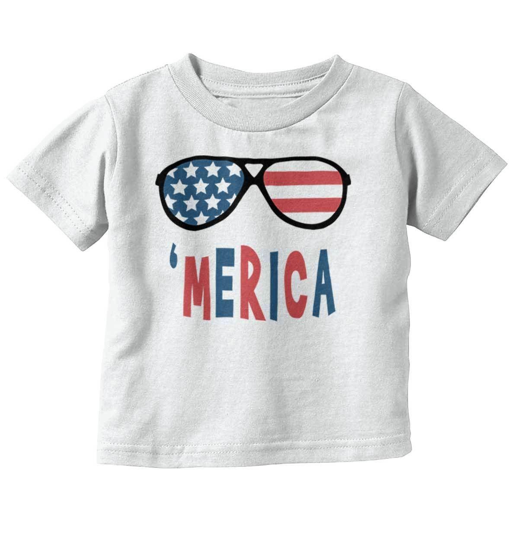 best service 4cb48 7e8a5 Merica Infant Toddler T-Shirt