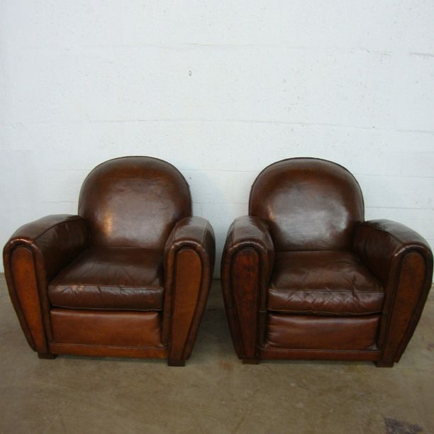 Exceptional Round Back Club Chairs Pair Design Inspiration On Fab.