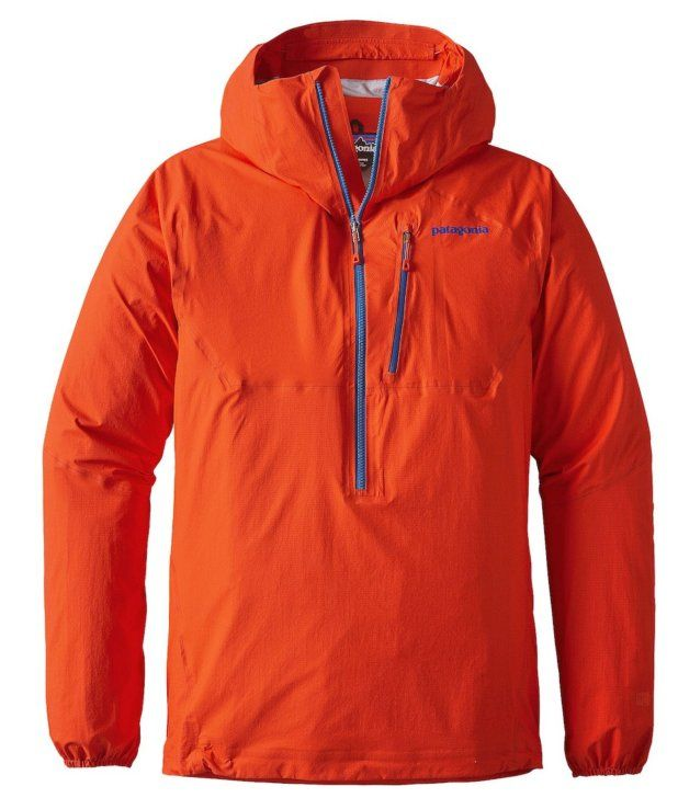 Patagonia M10 Anorak Review | Mens outdoor jackets ...