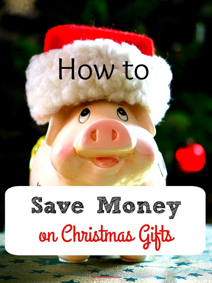 How to Save Money on Christmas Gifts This Year | Holidays ...