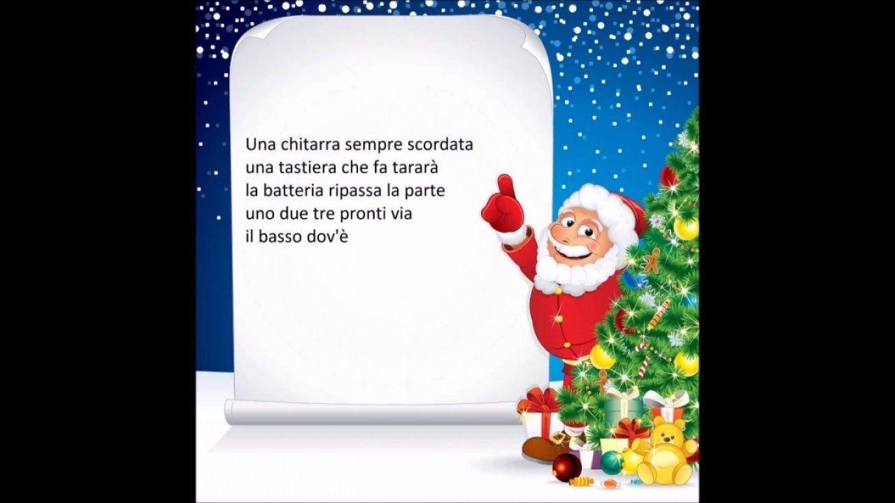 Alla Ricerca Della Stella Di Natale Youtube.Natale Rock Canzoni Natalizie Con Testo Natale Canzoni Dolci Di Natale