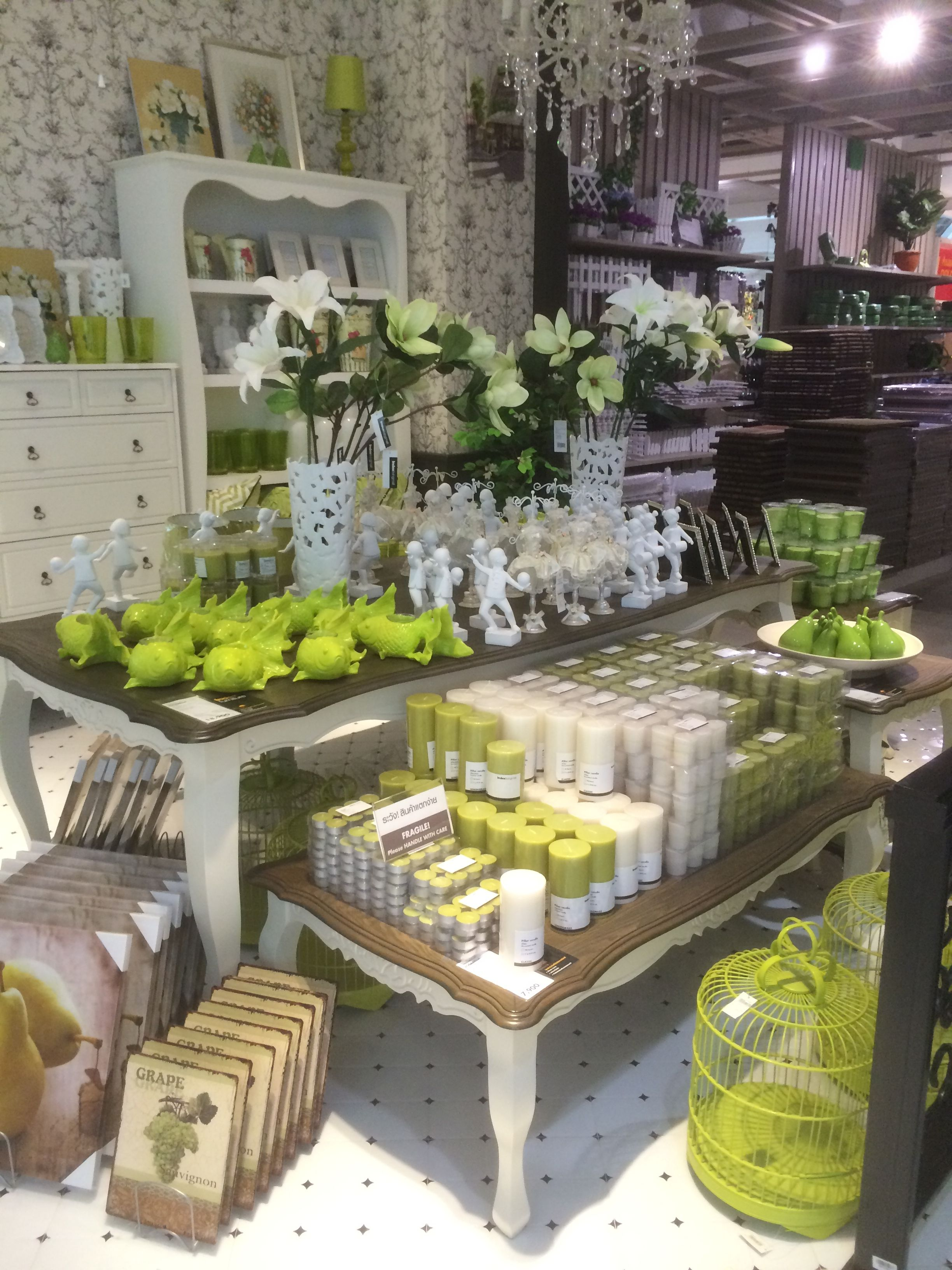 Home decorating accessories stores