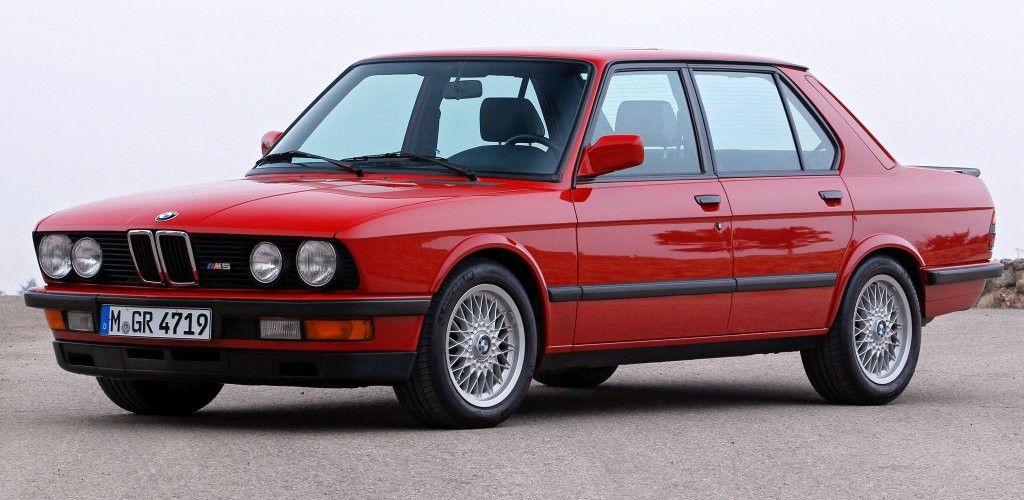 1984 BMW M5 (E28)   Modern Classic   Pinterest   BMW M5, BMW and ...