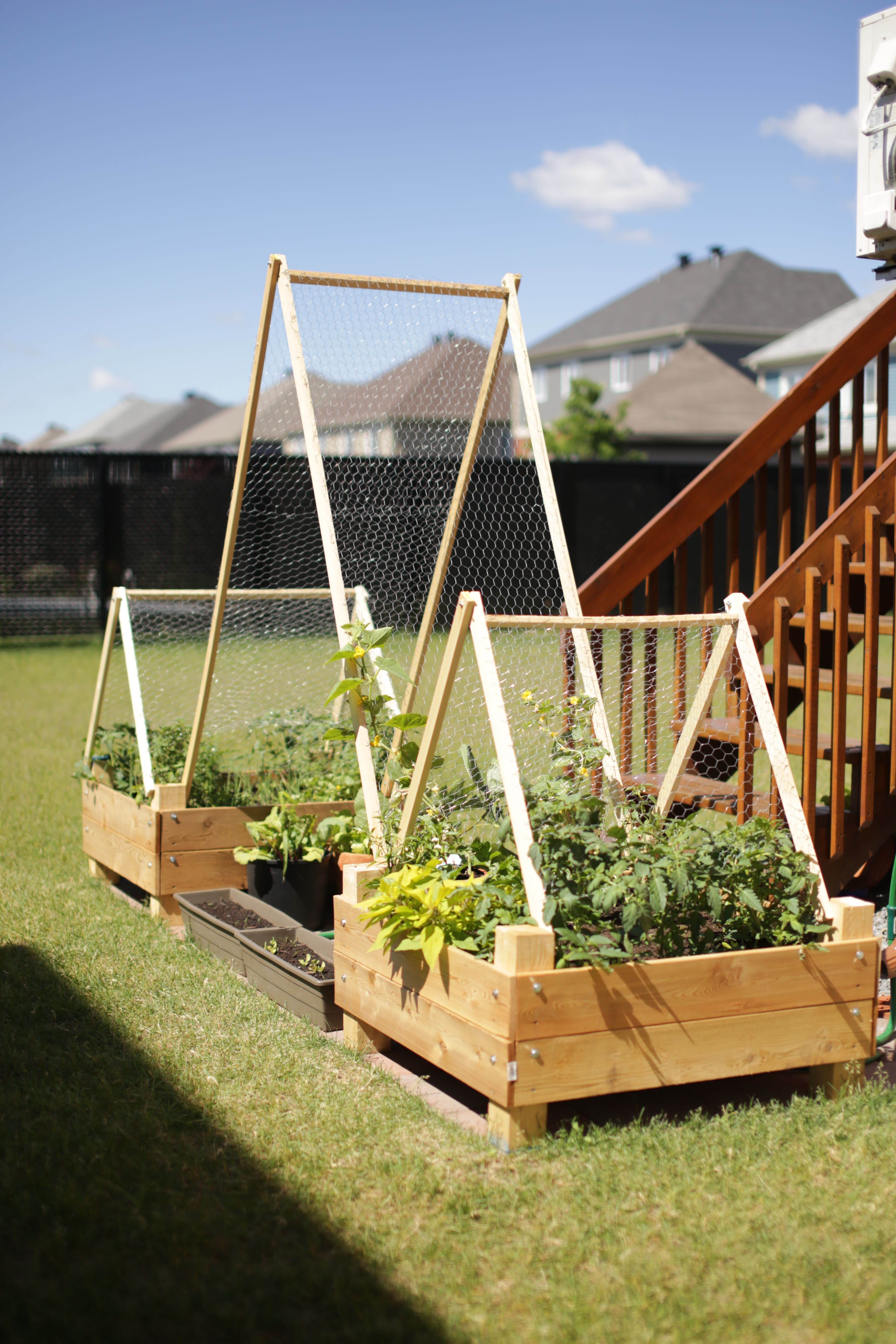 Garden Box Home Projects Ana White
