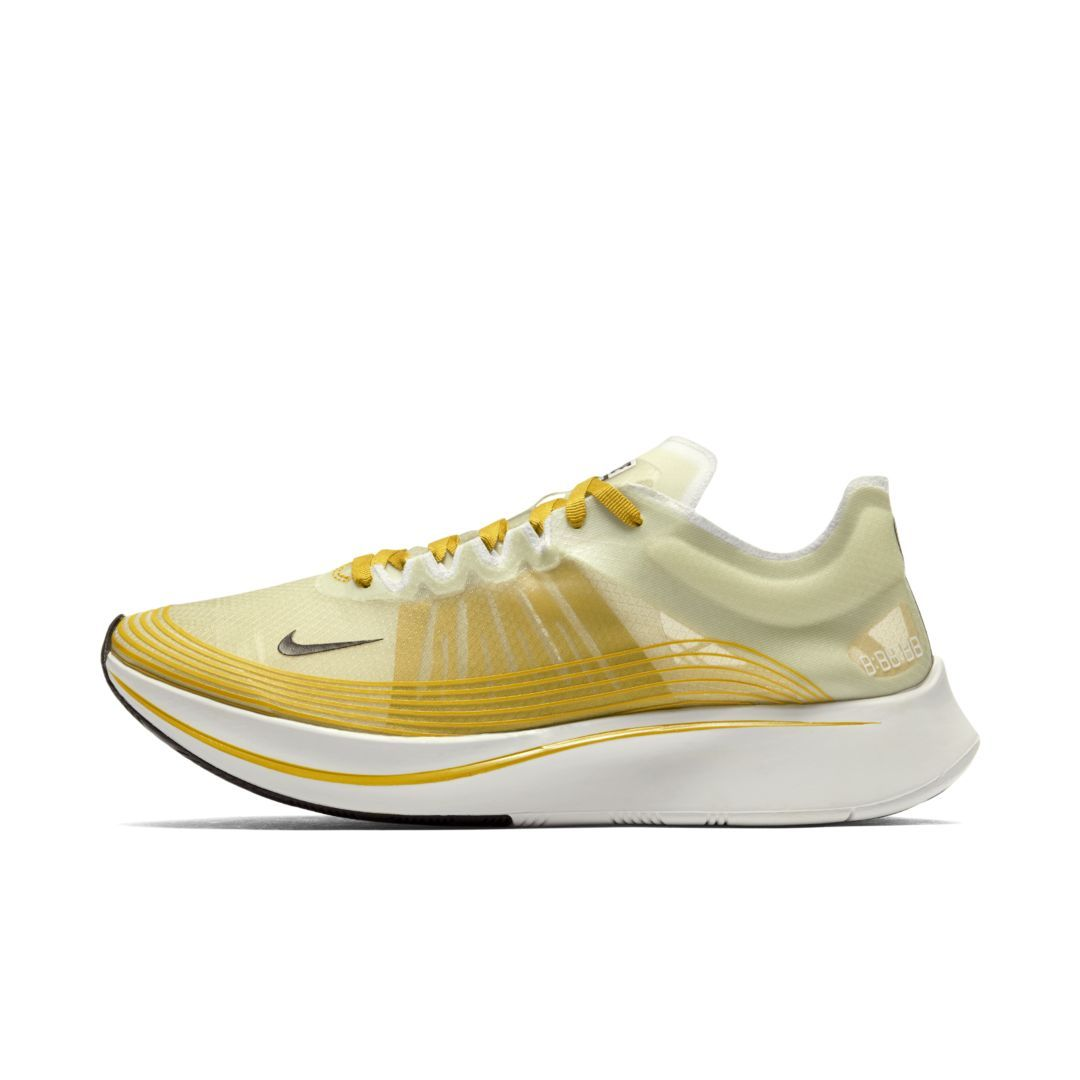 4e570bbf1ecfd Nike Zoom Fly SP Unisex Running Shoe Size 11 (Dark Citron)