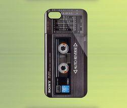 Vintage Sony Radio for IPHONE 5/4/4S, SAMSUNG GALAXY S2/S3/S4, BLACKBERRY Z1