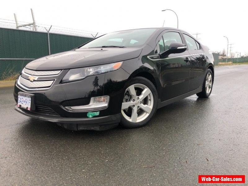 Car For Sale Chevrolet Volt