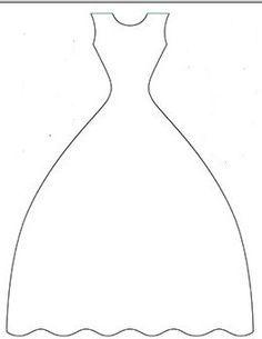 Moldes para hacer vestidos de novia